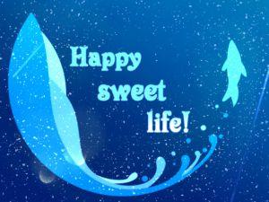 [RJ207011] Happy sweet life!