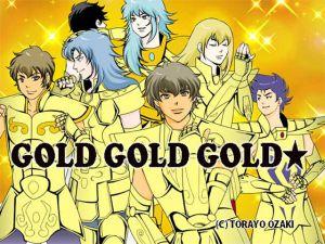 [RJ225981] GOLD GOLD GOLD★