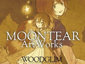 [RJ244120] (WOODGLIM) MOONTEAR Artworks