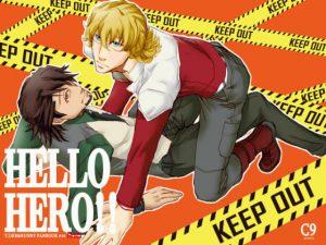 [RJ276416] (C9) HELLO HERO!!