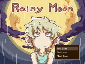 [RJ295641] (林芭 大地) Rainy Moon (ゲーム+素材パック)