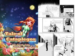 [RJ297340] (星枢観測所) Tale of Cataplegos – the flower that blooms at midnight –
