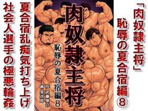 [RJ301607] (漢度抜群!!) 「肉奴隷主将」恥辱の夏合宿編8