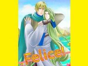 [RJ315040] (DolciBaci) Felice!(1)