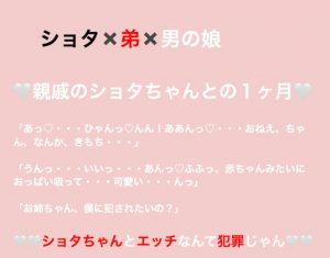 [RJ323665] (スイーツ×フルーティ) 【1話】ショタちゃんしか勝たん〜弟とお風呂でいけないこと〜